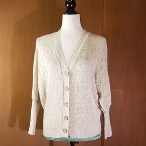 Absolutely Cream Sweater